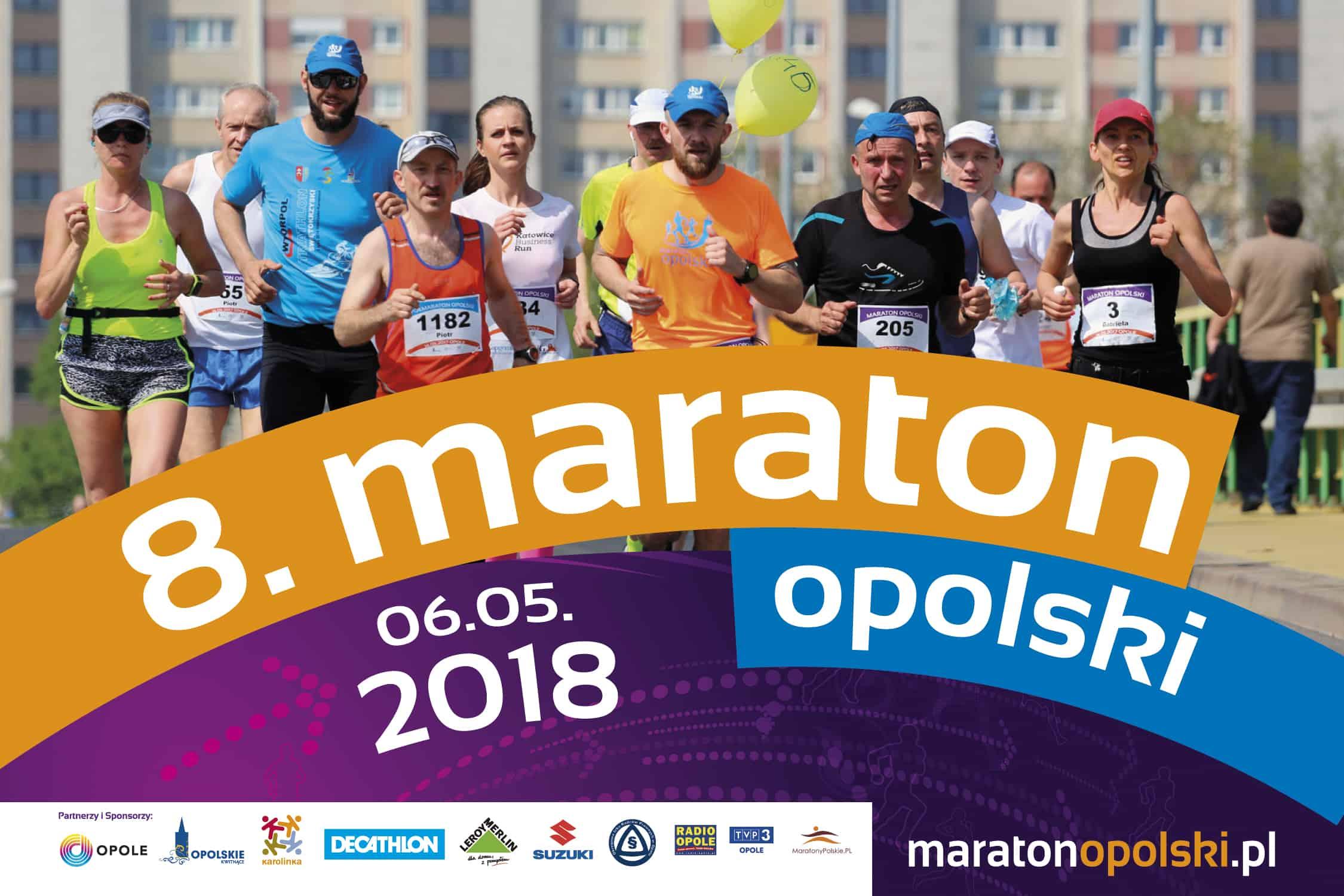 Prywatne: 8 Maraton Opolski