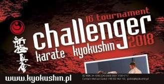"Prywatne: 16 Tournament ""Challenger"""
