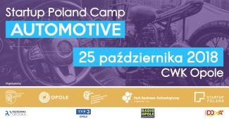 Prywatne: Start Up Poland Camp Automotive