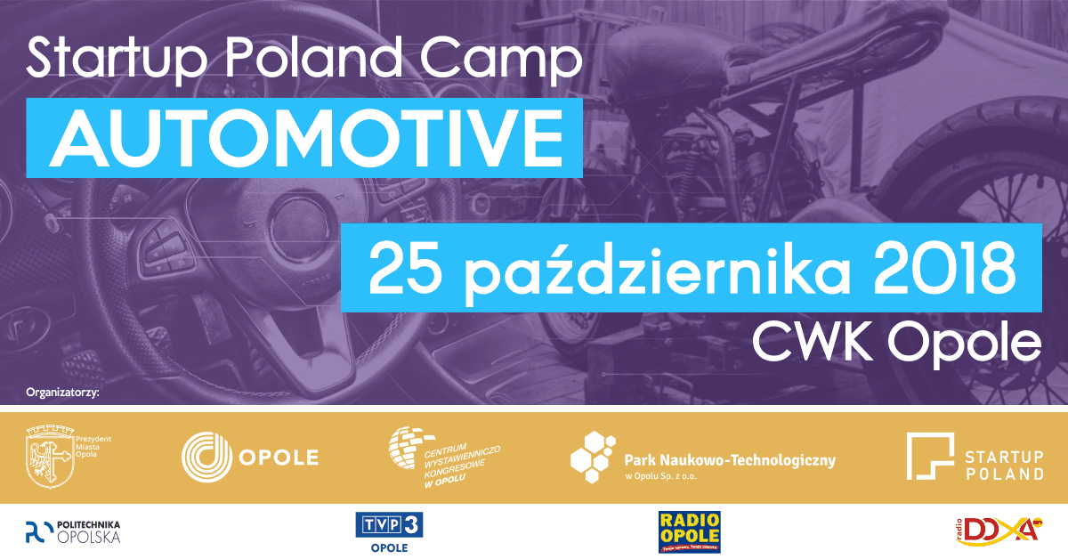 Prywatny: Start Up Poland Camp Automotive