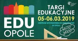 Prywatne: Targi Edukacyjne EDU OPOLE 2019