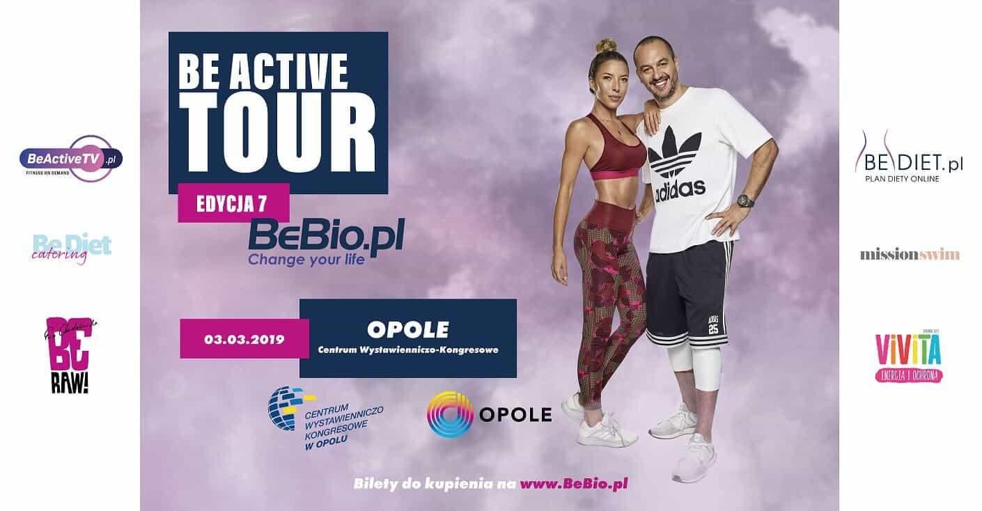Prywatne: Be Active Tour z Ewą Chodakowską