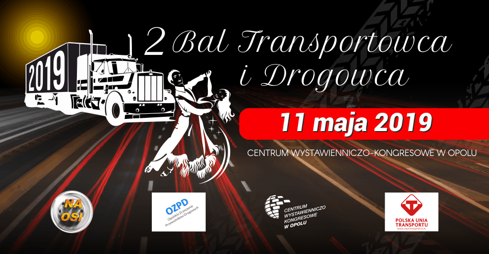 Bal Transportowca 2019 BANER