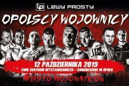 """Prywatne: IV Gala Sztuk Walki """"Opolscy Wojownicy"""". Miasto Wojowników"""