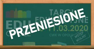 Prywatne: Targi EDU Opole 2020